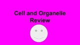 Cell and organelle review game - What am I?