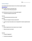 Cell introduction cell theory webquest activity worksheet