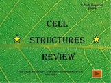 Cell organelle, structure, and function of metabolism- interactive computer game