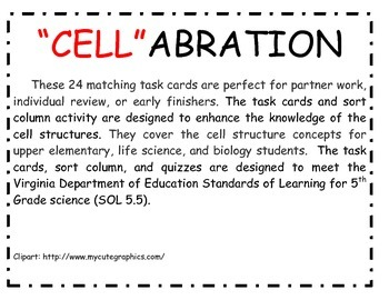 """""""Cell""""abration"""