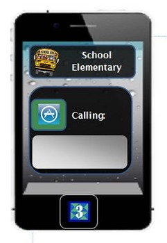 Cellphone Name or Locker tags, 4 per page