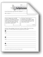 Cellphones (Thinking Skills)