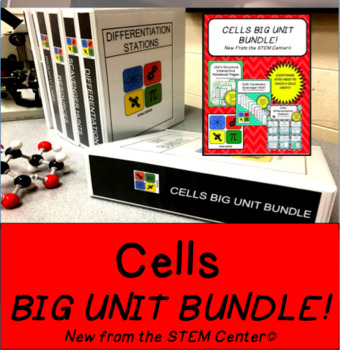 Cells: BIG UNIT BUNDLE