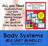 Body Systems: BIG UNIT BUNDLE