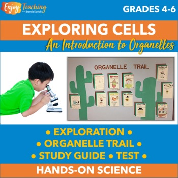 Plant and Animal Cells Activities and Cell Organelle Project