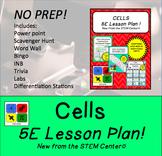 Cells 5 E Lesson Plan