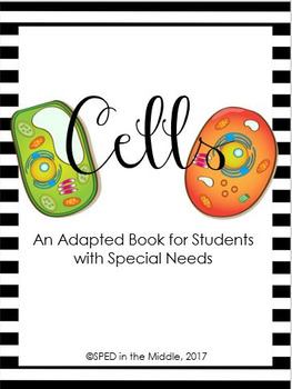 Cells: Adapted Books for Special Education