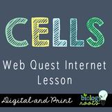Cells Web Quest