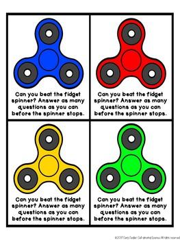 Cells -- Beat the Fidget Spinner Challenge