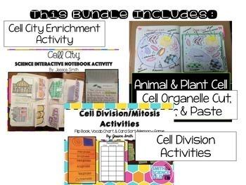 Cells Resource BUNDLE