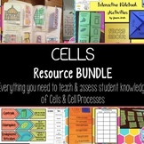 Cells and Cell Processes Resource BUNDLE