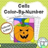 Cells Color By Number  **Halloween Edition**