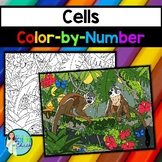 Cells Color-by-Number