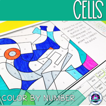 Cells Color-by-Number Activity