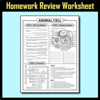 Cells Complete Lesson Bundle {Editable and Options for Differentiation}