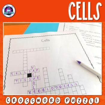 Cells Crossword Puzzle