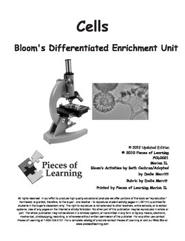 Cells - Differentiated Blooms Enrichment Unit