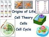 Cells Flashcards - task cards, study guide, state exam prep 2019 2020