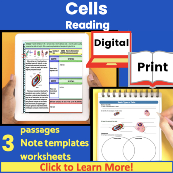 Cells Guided Reading