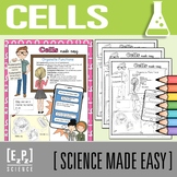 Cells Made Easy- Student Notes and Powerpoint