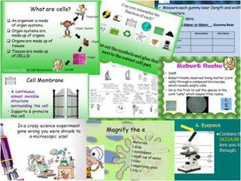 Cells & Microscope UNIT