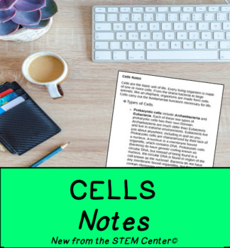 Cells Notes