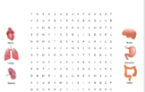 Cells - Organ Systems Word Search Bundle