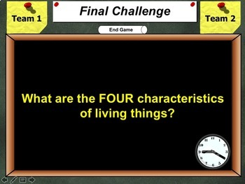 Jeopardy Game: Cells, Organelles & Microscopy Review