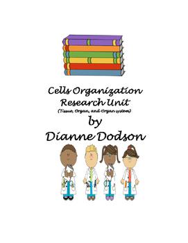 Cells Organization Research Unit (Tissue, Organ, and Organ System)