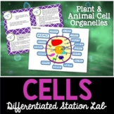 Cells Student-Led Station Lab - Distance Learning