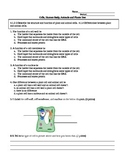 Cells, Plants, Animals, and Human Body test and study guide