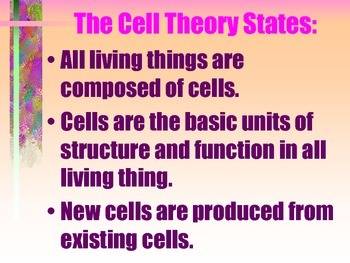 Cells PowerPoint Presentation