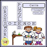 Cells Science Crossword Puzzle