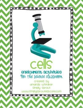 Cells: Science Enrichment Activities