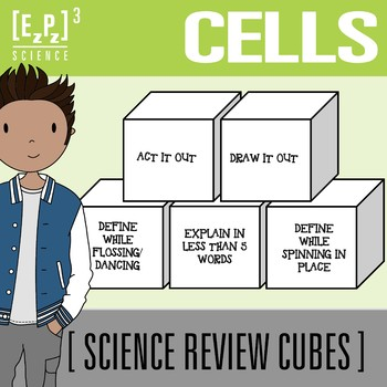 Cells Science Cubes