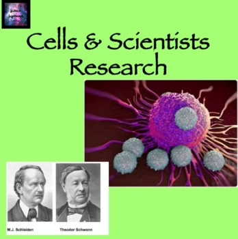 Cells & Scientists Research