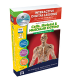 Cells, Skeletal & Muscular Systems - NOTEBOOK Gr. 3-8