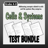 Cells & Systems Test Bundle