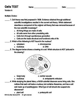Cells Test