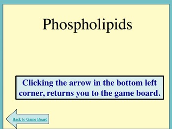 Cell Membrane Transport  Powerpoint Jeopardy Review
