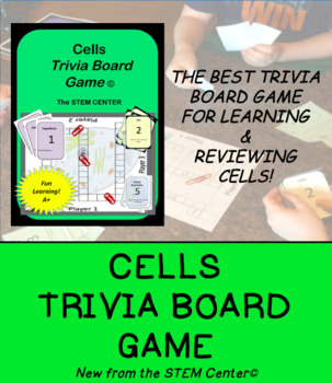 Cells Trivia Board Game