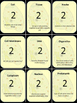 Cells Trivia Board Game