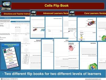 Cells Basics Unit Bundle