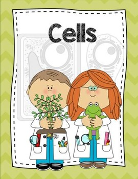 Cells Unit - Includes Power Point, Projects, & Printables!