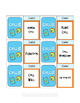 Cells Vocabulary Terms Card Pack