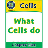 Cells: What Cells Do Gr. 5-8