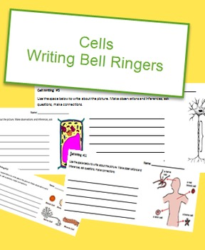 Cells--Writing BELL RINGERS