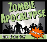 Cells: Zombie Apocalypse! Plant Cell City Creation