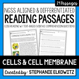 Cells and Cell Membrane Reading Passages