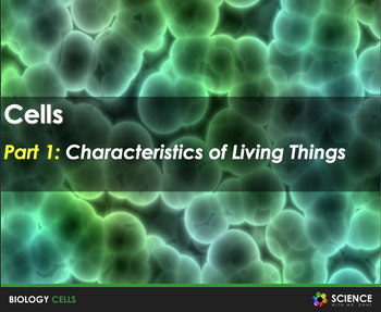 Cells and Cell Organelles